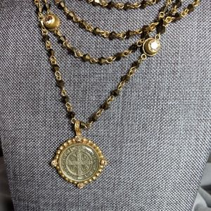 VSA designs San Benito Magdalena necklace